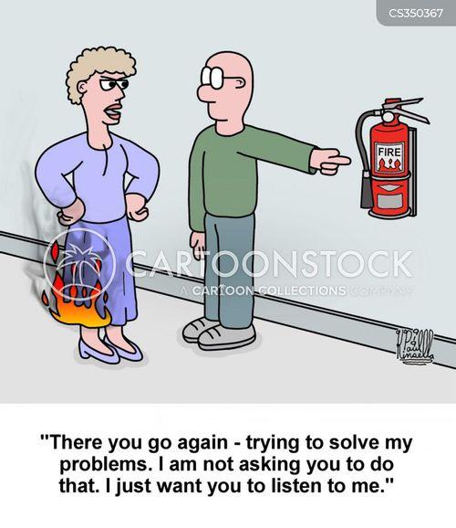 Solving Problems Cartoons And Comics