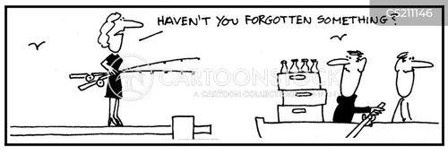 male bonding cartoon