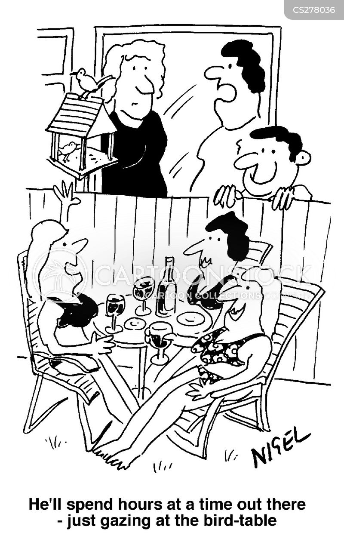 goggle cartoon