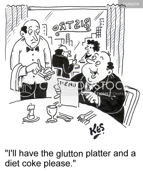 platter cartoon