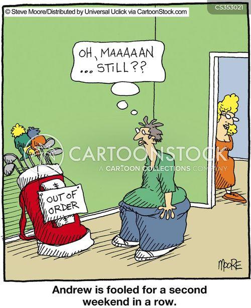 fooling cartoon