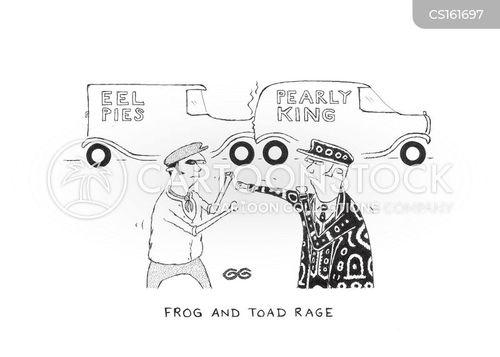 pearly king cartoon