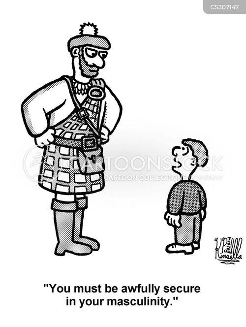 traditional dress cartoon