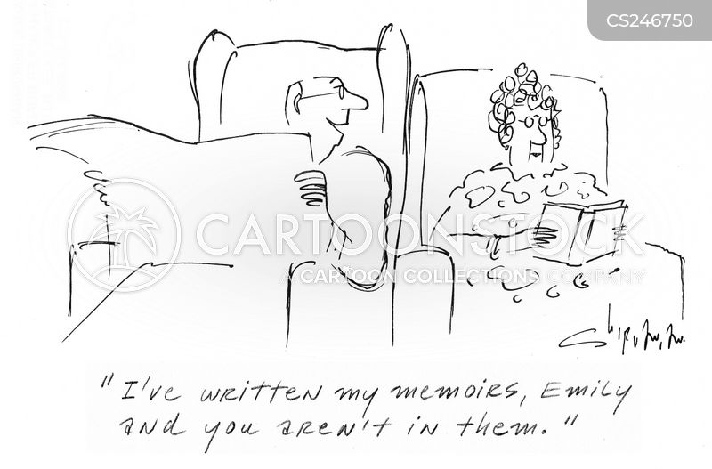 leave out cartoon