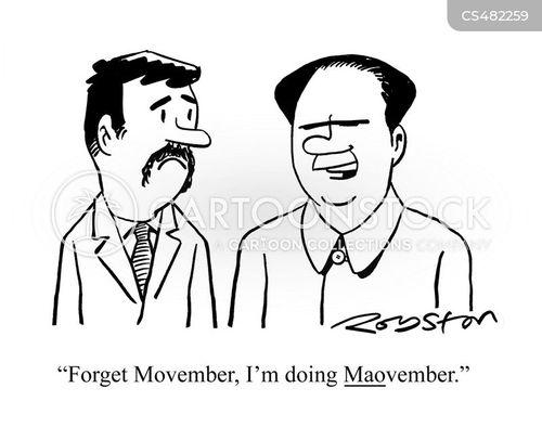 movember cartoon