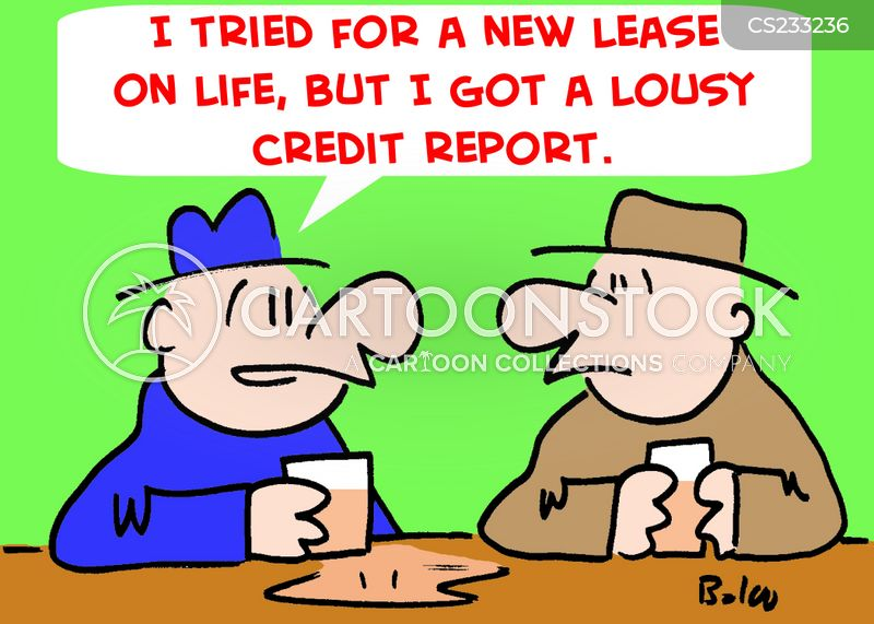 new lease of life cartoon