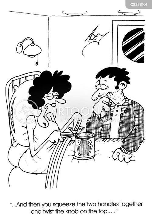 batchelor cartoon