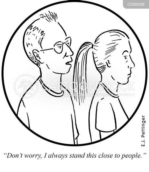 annoying person cartoon