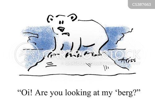 berg cartoon