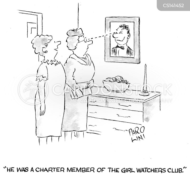 Girl Watcher cartoons, Girl Watcher cartoon, funny, Girl Watcher picture, Girl Watcher pictures, Girl Watcher image, Girl Watcher images, Girl Watcher illustration, Girl Watcher illustrations