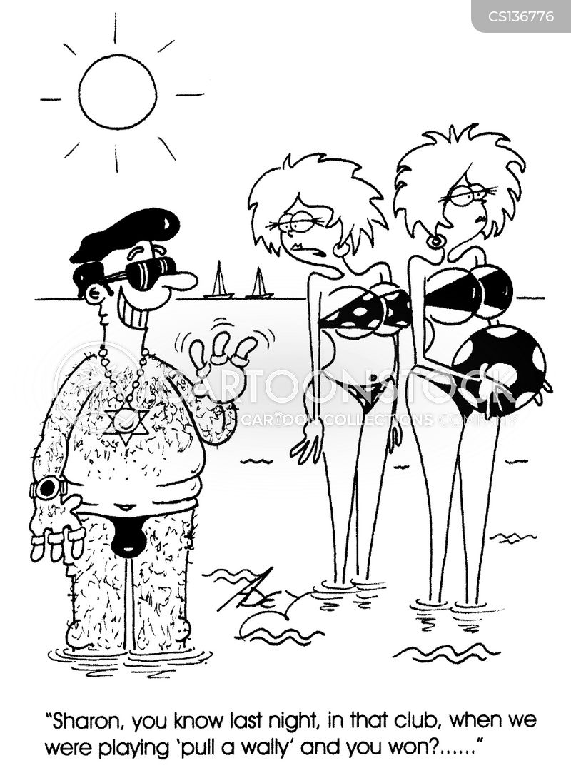 tastelessness cartoon