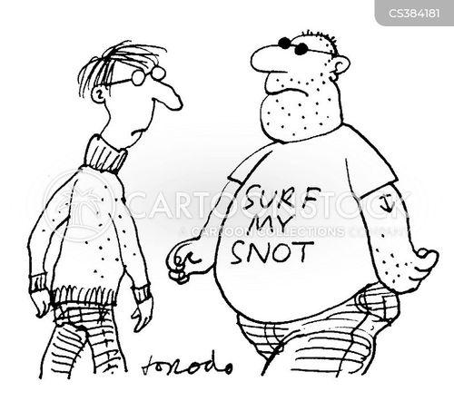 t-shirt slogan cartoon