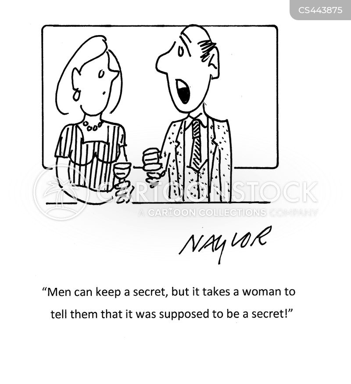 gender stereotyping cartoon