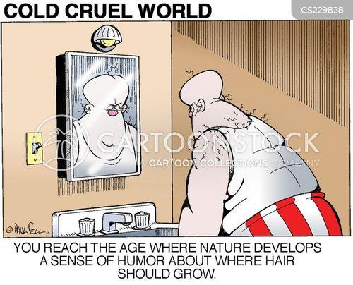 cruel joke cartoon