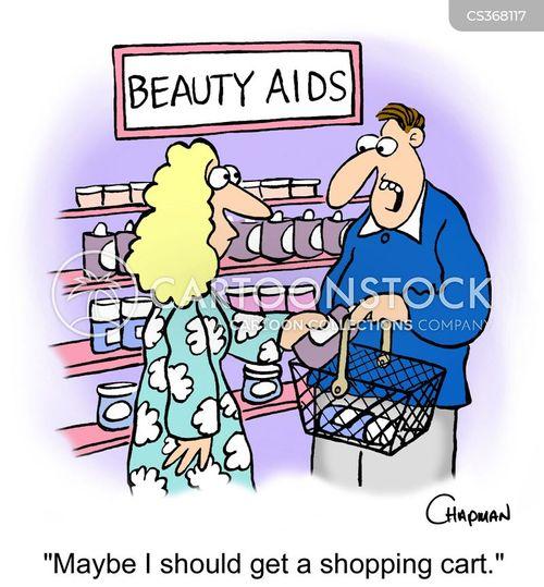 makeups cartoon