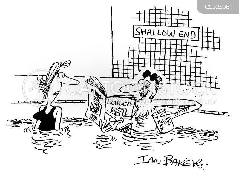 Shallow End Cartoons and Comics - funny pictures from ...