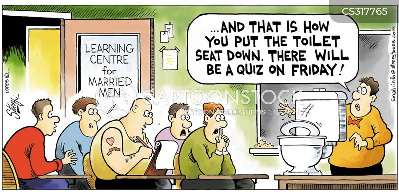 adult classes cartoon