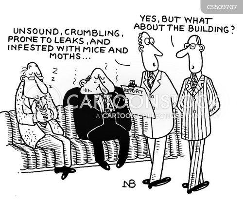 disrepair cartoon