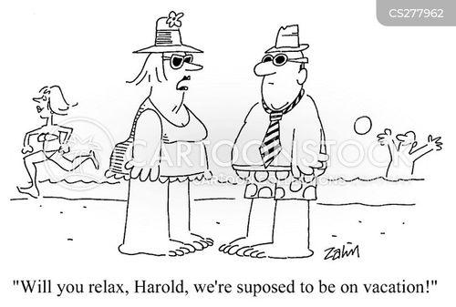 stiffness cartoon