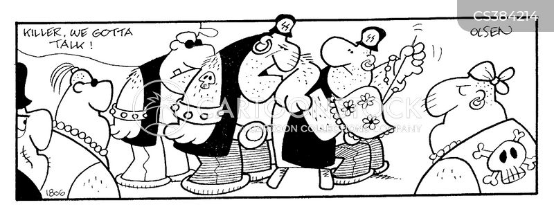 handicrafts cartoon