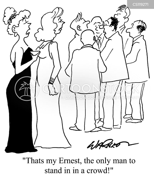 unnoticed cartoon
