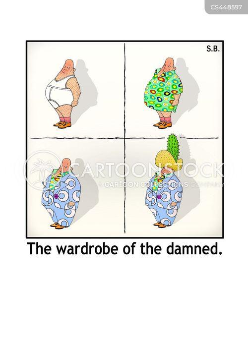 tailoring cartoon