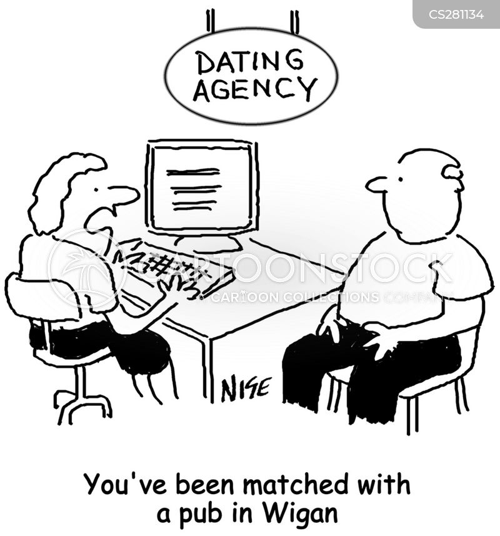Dating agency wigan