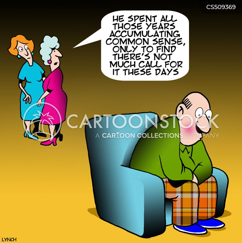 gaining cartoon