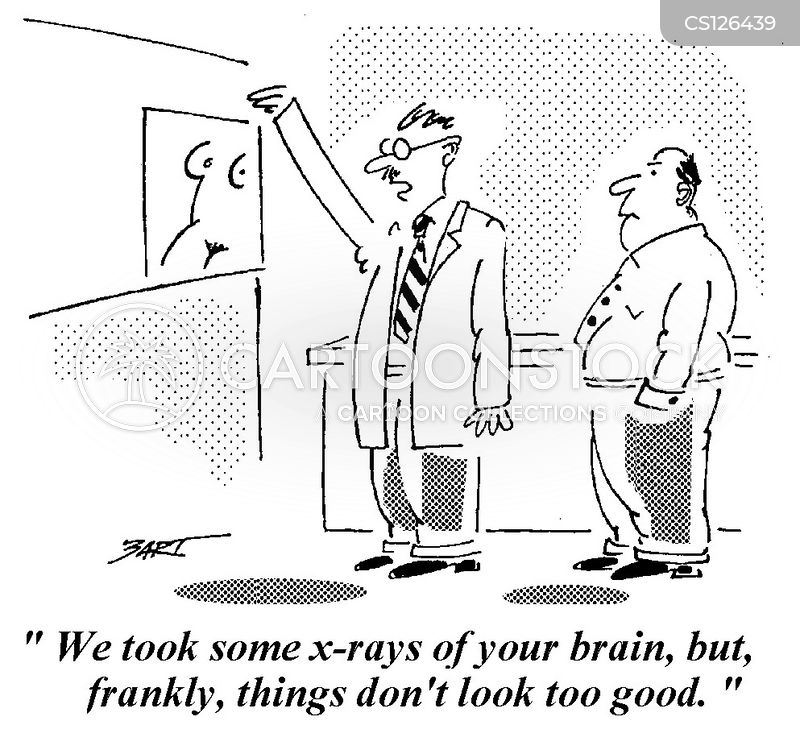 neuroscience cartoon