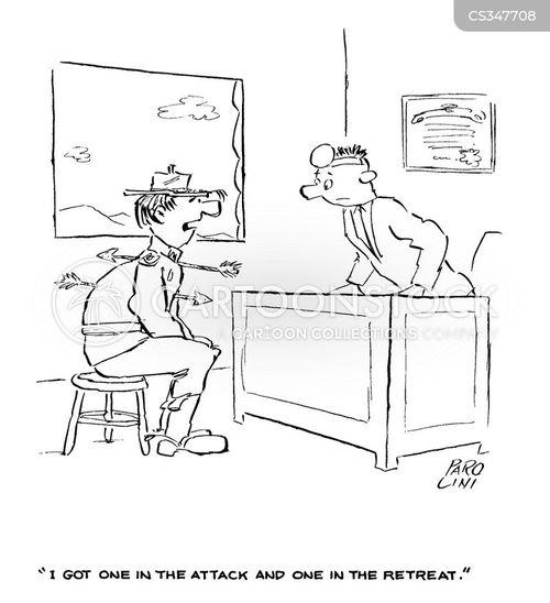 maneouvre cartoon