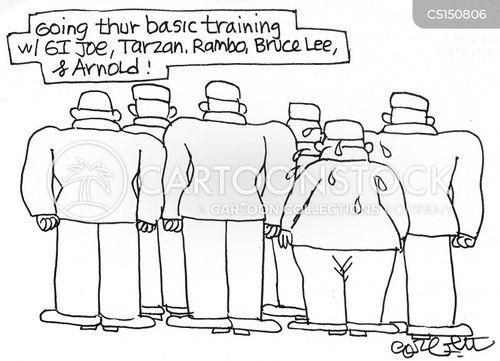 arnold cartoon