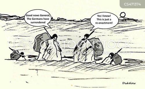 no mans land cartoon