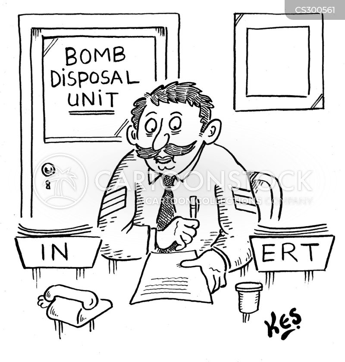 inert cartoon