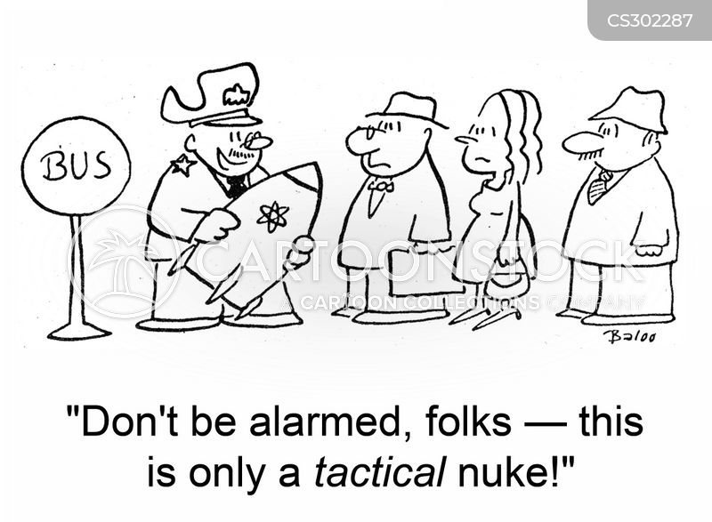 tactical nukes cartoon