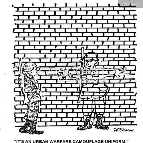 guerilla warfare cartoon
