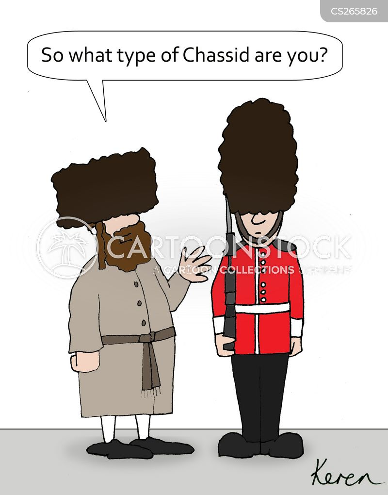 bearskin hats cartoon