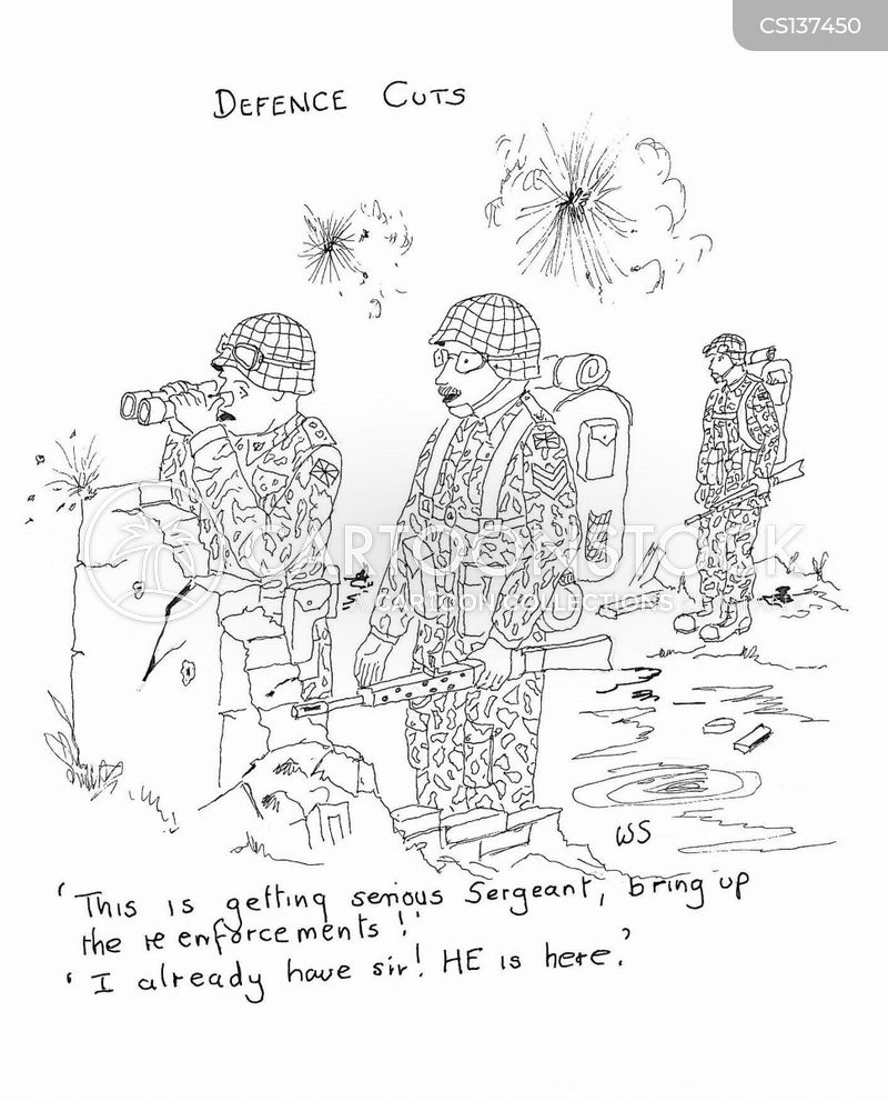 reinforcements cartoon