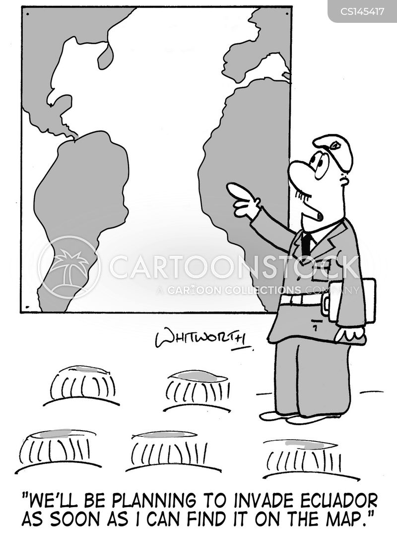 ecuadorean cartoon