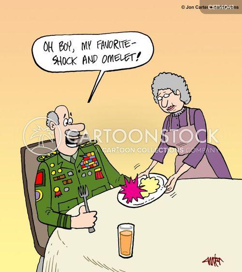 omelets cartoon