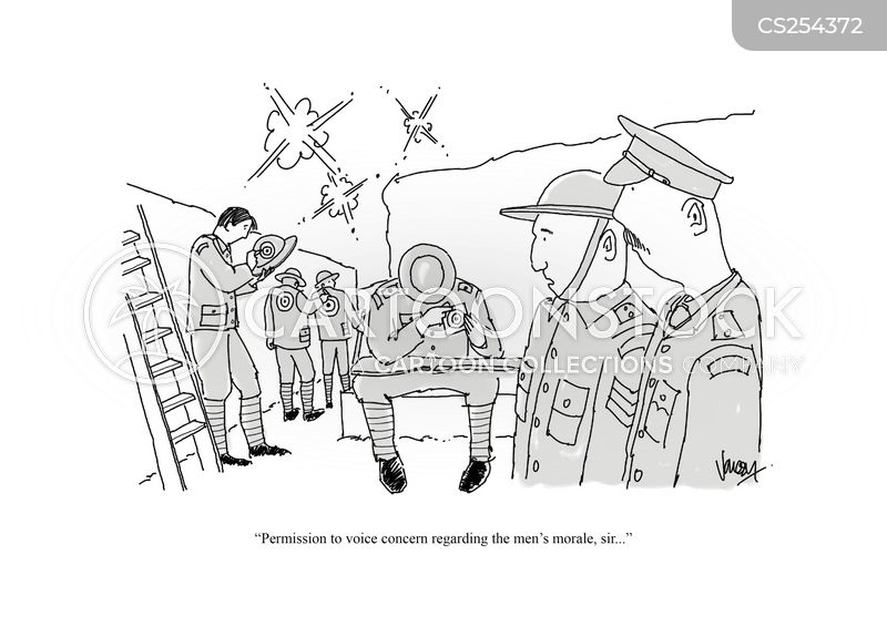 Trench Warfare cartoons, Trench Warfare cartoon, funny, Trench Warfare picture, Trench Warfare pictures, Trench Warfare image, Trench Warfare images, Trench Warfare illustration, Trench Warfare illustrations