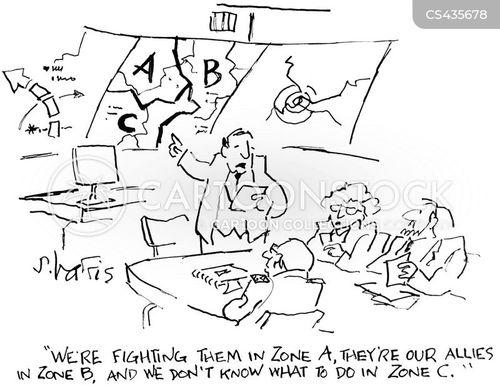 allies cartoon