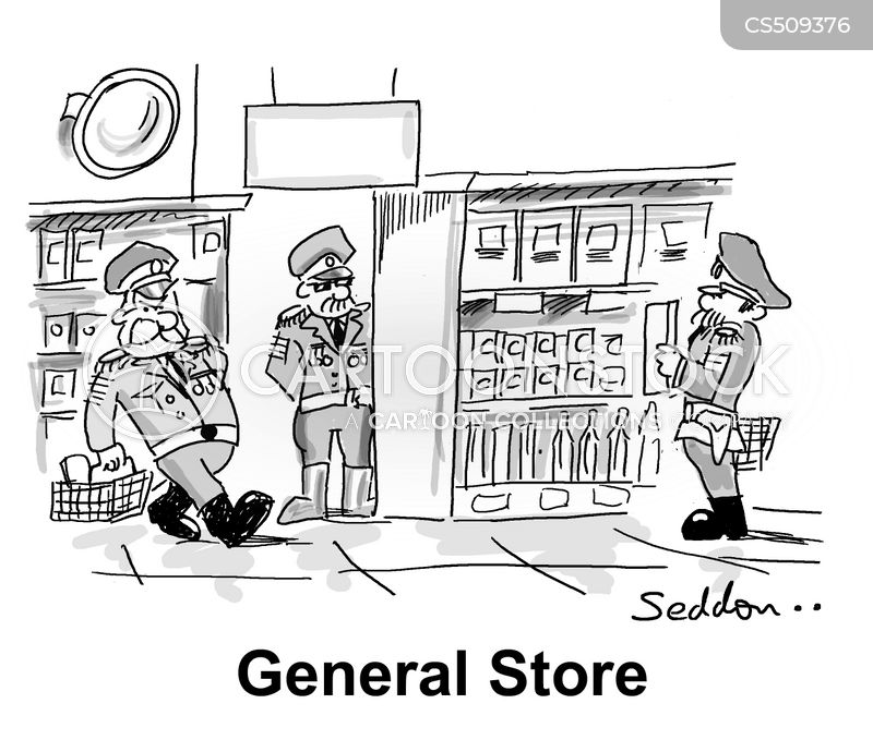 top brass cartoon