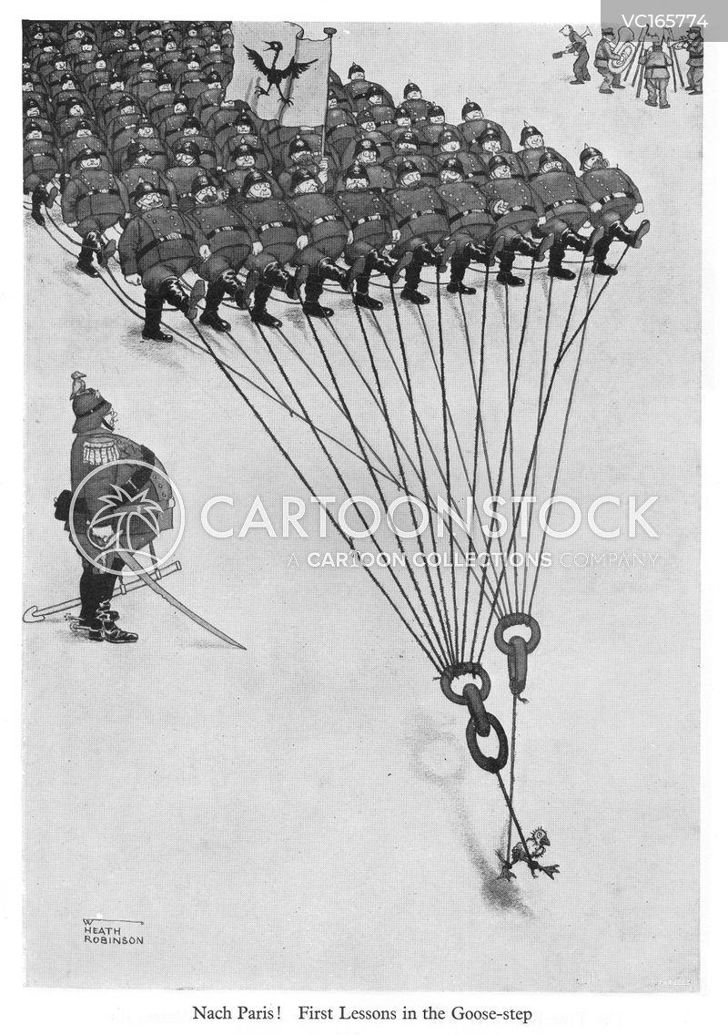 German Army cartoons, German Army cartoon, funny, German Army picture, German Army pictures, German Army image, German Army images, German Army illustration, German Army illustrations
