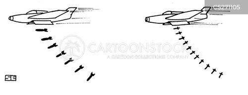 fighter plane cartoon