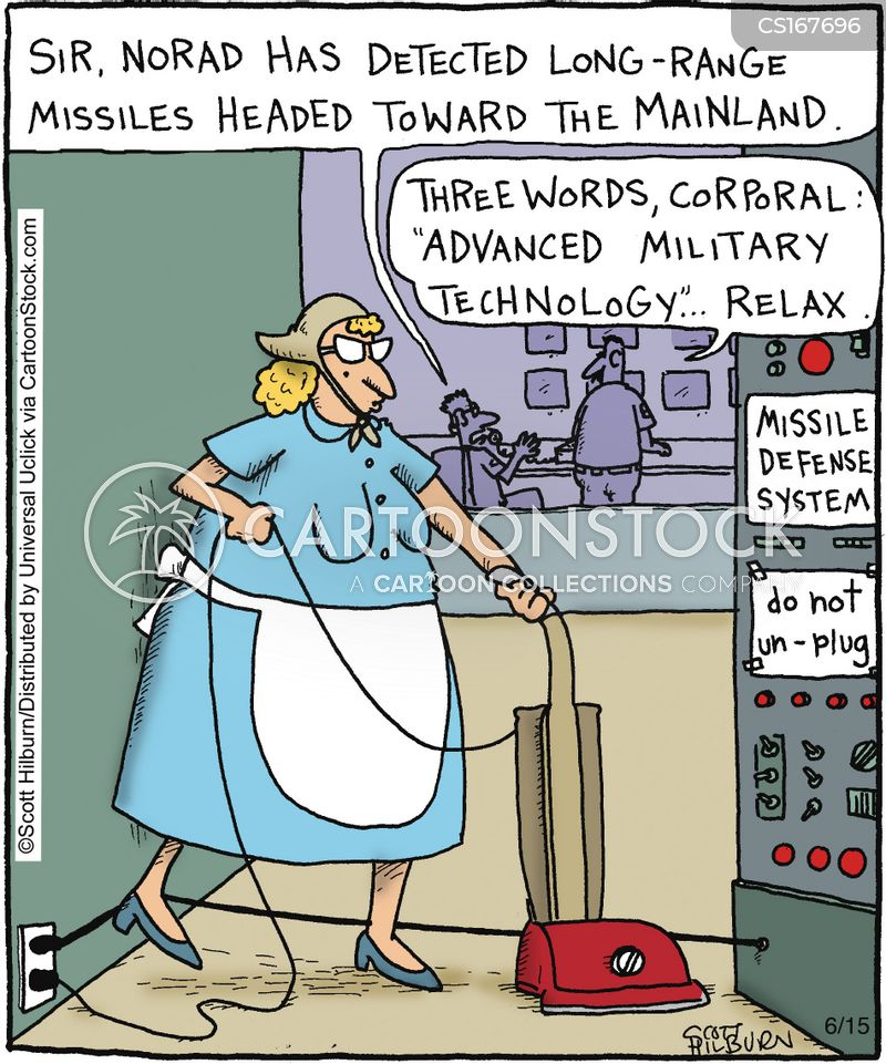 missiles cartoon