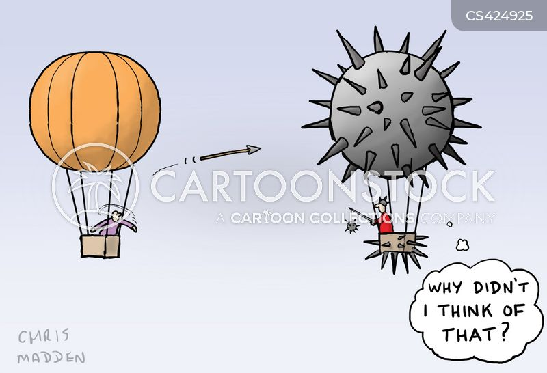flail cartoon