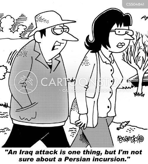 war-fare cartoon