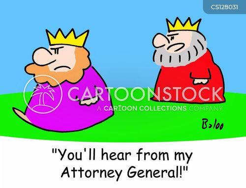 wars attorney general cartoon