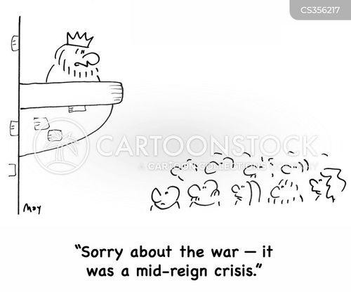 reign cartoon