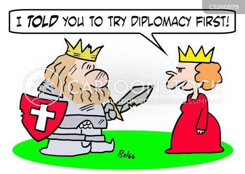 warfares cartoon